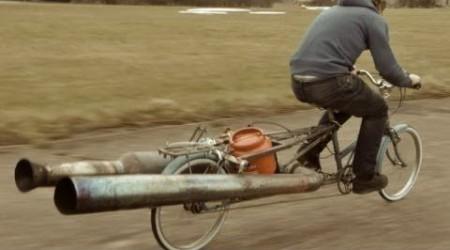 Raketový bike