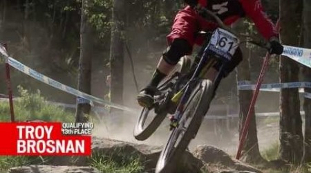 UCI World Cup DH1 - Fort William