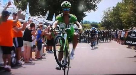 Peter Sagan baví divákov na Tour