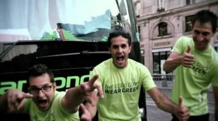 Dobrí chlapci nosia zelenú