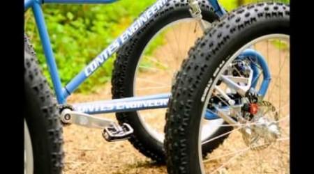 Fat bike 4x4