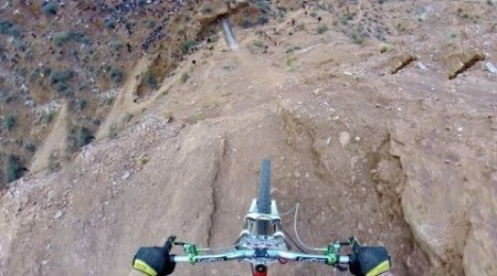 Backflip cez 21m kaňon