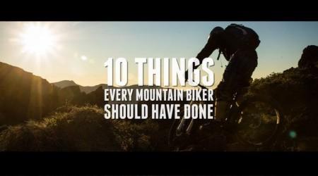10 vecí ktoré by mal správny biker vyskúšať