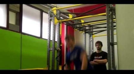 Rasťo Baránek - Training day