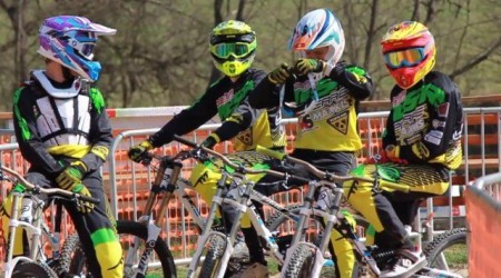 Lapierre-CMS Downhill Team