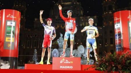 V Madride najrýchlejší Degenkolb, celkovým víťazom Vuelta a Espaňa sa stal Talian Aru
