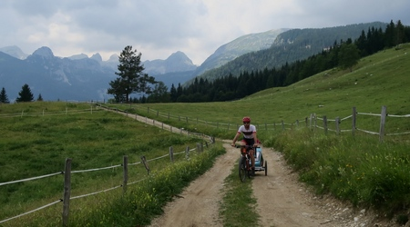 Tip na výlet: Rodinná cyklodovolenka v Slovinsku