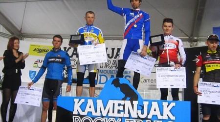 V chorvátskej Premanture nedal Michal Lami súperom šancu