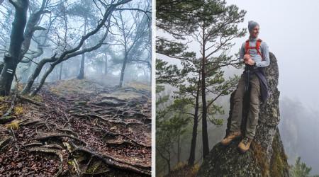 Video: Pohodová turistika v Súľovských skalách