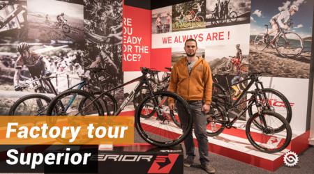 Video: Návšteva rodiska bicyklov značky Superior