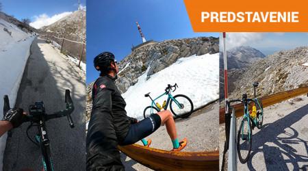 Video: Najkrajšie stúpania -  Sveti Jure – 23 km s prevýšením 1 350 m