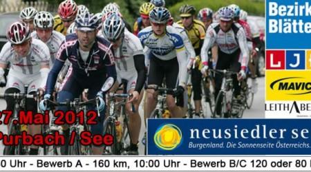Súťaž o štartovné na Leitha.Berg-Radmarathon 2012