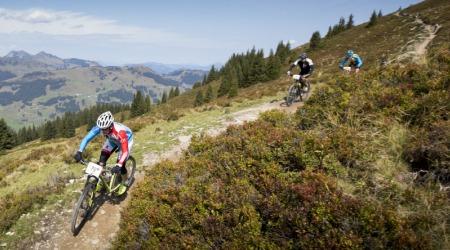 Pozvánka: World Games of Mountainbiking – 20. výročie oslavy horskej cyklistiky v rakúskom Saalbach - Hinterglemm