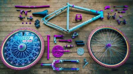 Video: Keď sa stavia retro sen - Yeti Cycles ARC 1992