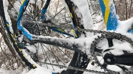 Plánujete bicykel na chvíľu odložiť?