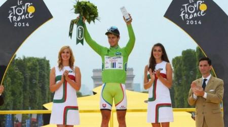 UCI mení rebríčky, Sagan bude brať body aj za zelené tričko a vyhlási sa opäť najlepší jazdec