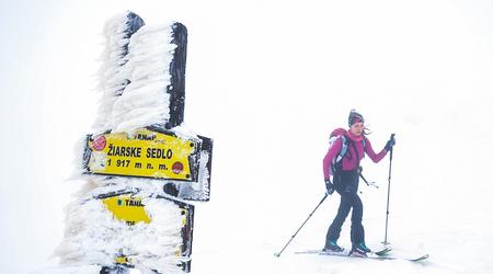 Tip na výlet: Žiarske sedlo na skialpoch neodradí ani v hmlistom počasí