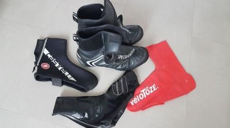 Bikovanie v zime: 7. časť - Zimné tretry alebo klasické návleky