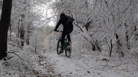 Začiatok zimy na fotografiách z výjazdov
