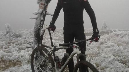 Bikovanie v zime: 1. časť - zimný setup