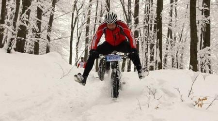Obrazom: Ako bolo na prvých šiestich ročníkoch 1. zimného MTB maratónu na Slovensku
