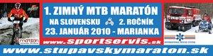 1. Zimný Maratón na Slovensku už druhýkrát