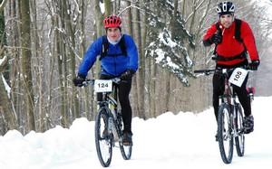 1. Zimný MTB maratón na Slovensku – 2. ročník, 23.1.2010, Marianka