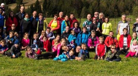 Ako rodiny sdeťmi aktívne trávili voľný čas na bicykloch na Horehroní