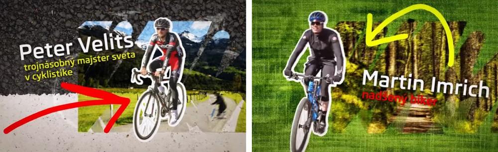 O bicyklovan� bez zVelitsovania, 2. �as�: Ako sa prekona�