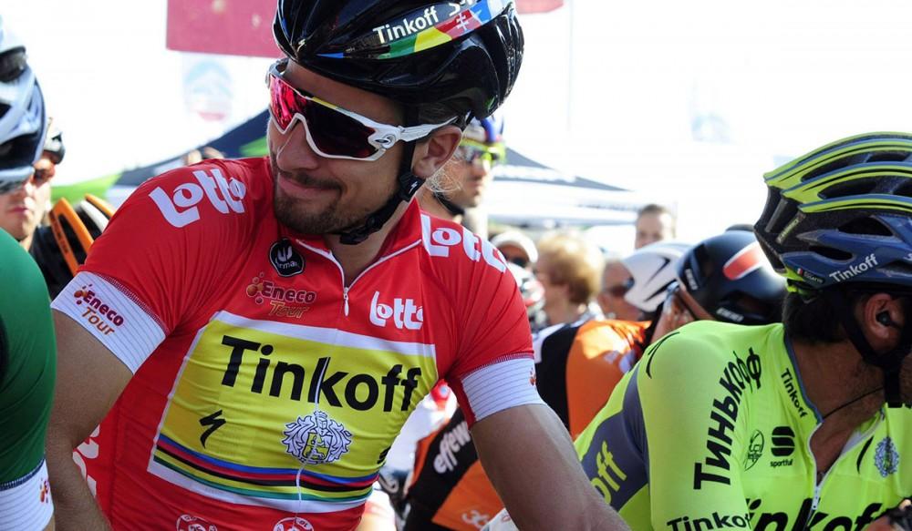 Eneco Tour: �iesta etapa pre Pibernika a Sagan st�le bojuje o prv� miesto v rebr��ku World Tour