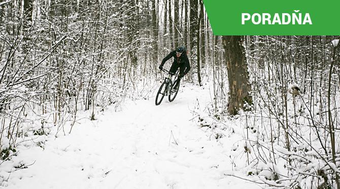 e729432315 Video  Ako prispôsobiť bicykel zimným výjazdom