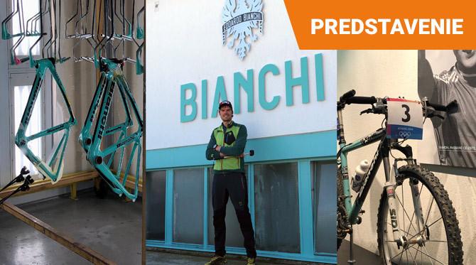 Prehliadka továrne Bianchi - ako vyzerá sídlo legendárnej značky