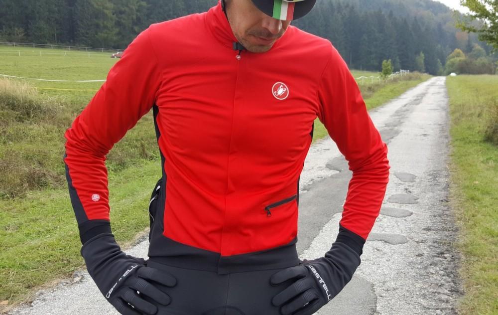 Test: Castelli Alpha � prav� zimn� bunda so zauj�mavou kon�trukciou