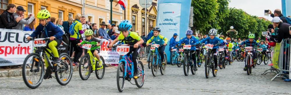 Detská Tour Petra Sagana 6 .kolo - Preteky na hrade