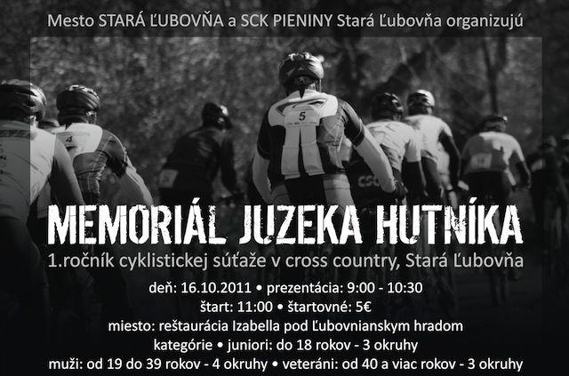 Memoriál Juzeka Hutníka
