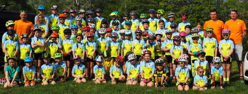 Detská tour Petra Sagana 2.kolo – cyklistický ošiaľ vyvrcholil v Nitre