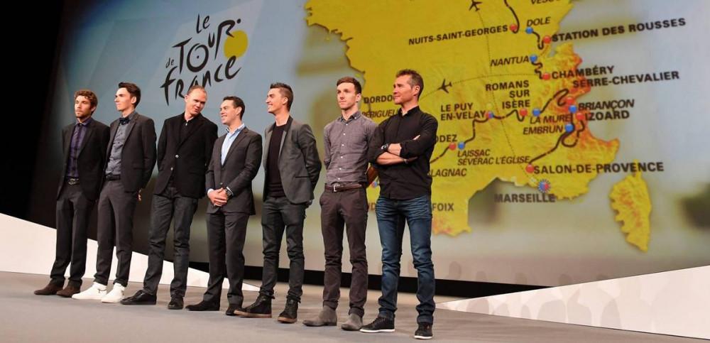 Tour de France 2018 s pavé, Alpe d'Huez a tiež možným súbojom Froome - Dumoulin