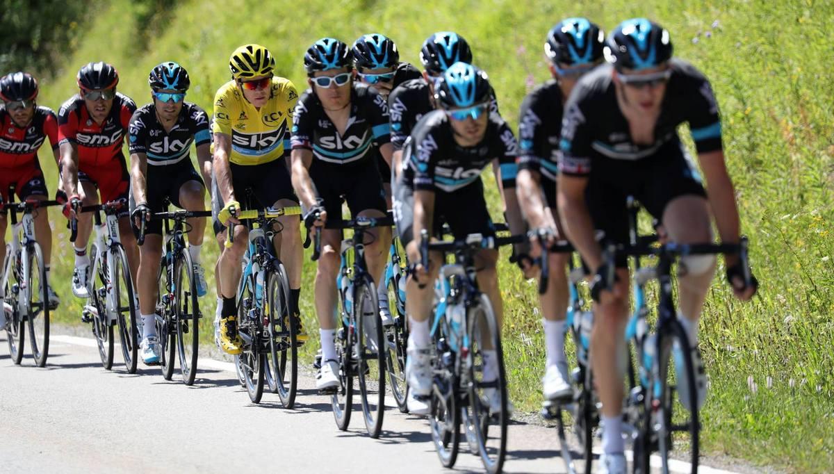 Zostavy na Tour de France – jasná úloha Frooma alebo útok Cavendisha na ďalšie etapy