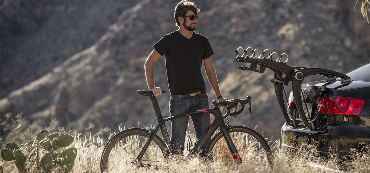 Autonosič SUPERBones - Spoľahlivý a dizajnovo vydarený nosič bicyklov na auto