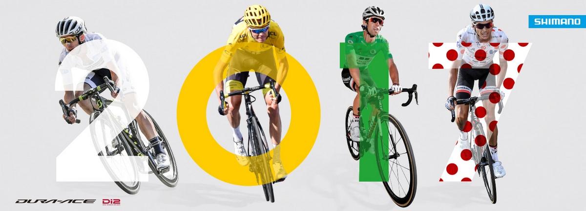Výnimočný úspech pre Shimano na Tour de France