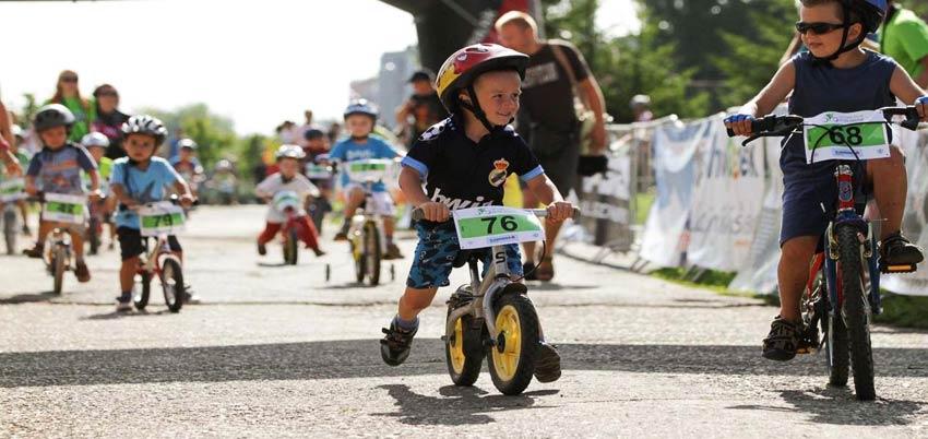 Reportáž: Detská tour Petra Sagana - 6. kolo Svit