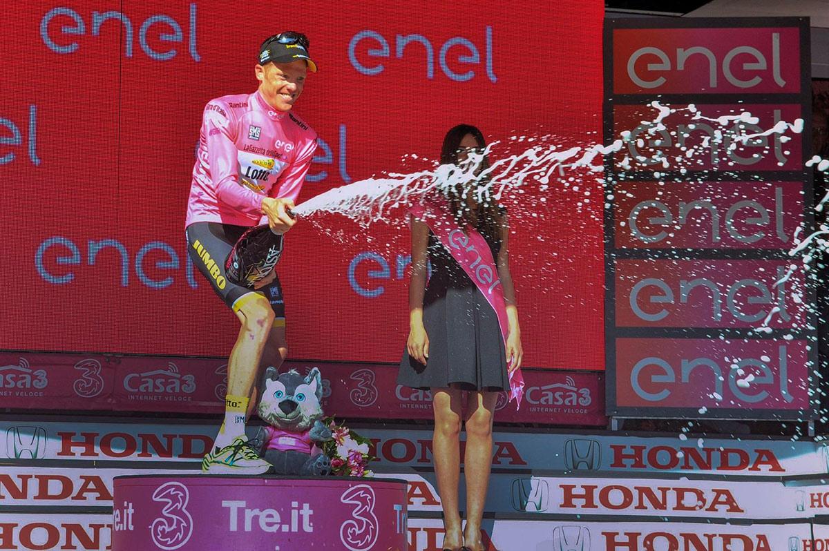 Giro d´Italia: Víťazom 16. etapy Valverde, Kruijswijk zvýšil náskok