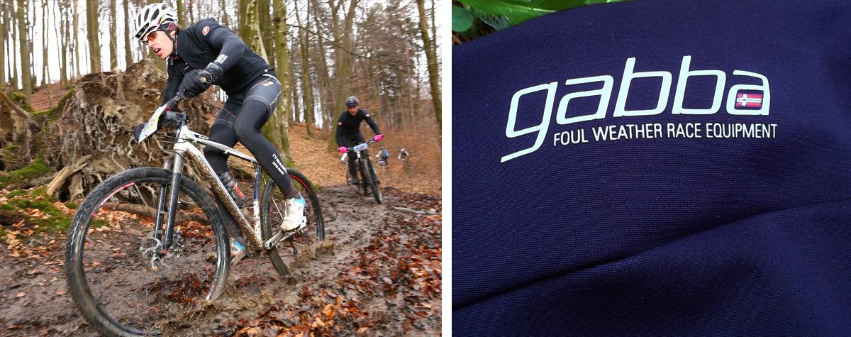 Test: Oblečenie do premenlivého počasia - Castelli Gabba a Nanoflex