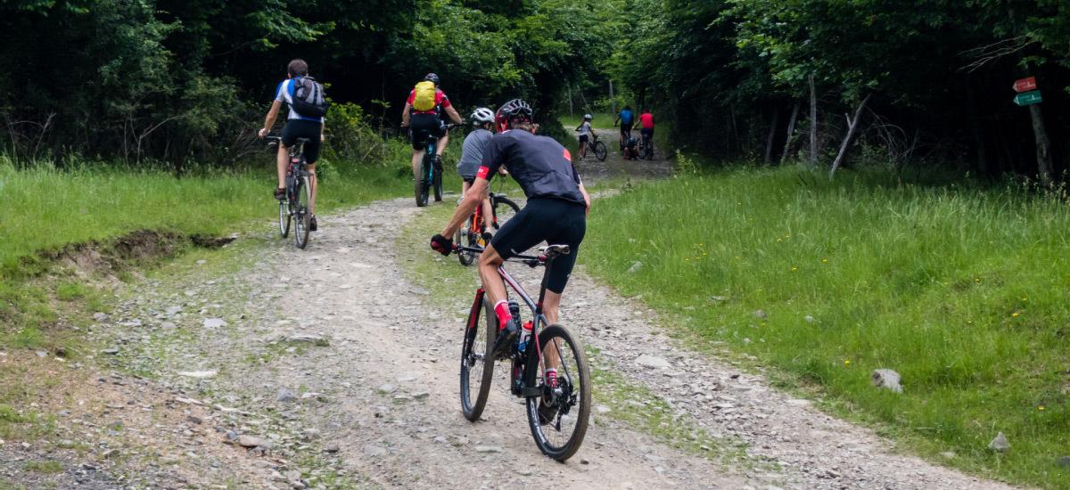 Pozvánka: MTBIKER Častovský Cyklookruh - príďte si užiť pohodu na bicykli