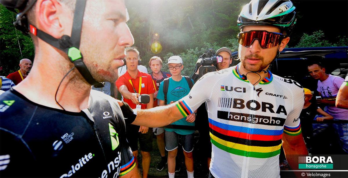 Cavendish: Je smutné, že obaja sme mimo Tour. Hovorili sme spolu a sme v pohode.