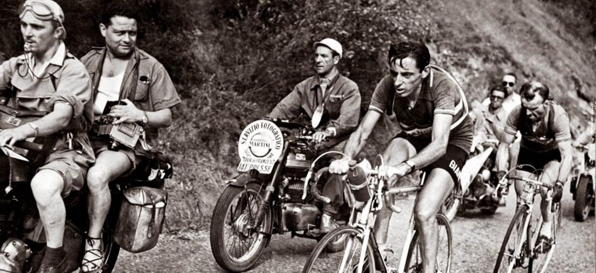 Historický seriál o najväčších osobnostiach cestnej cyklistiky - Fausto Coppi