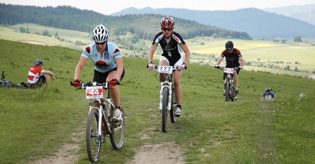 Fatranský MTB maratón Rajecké Teplice 2012