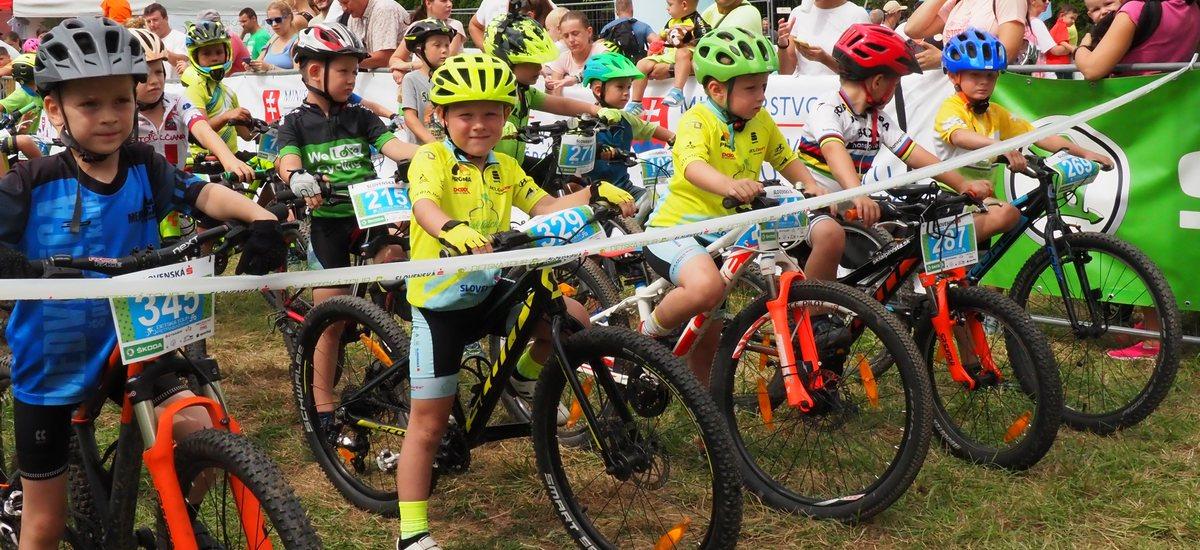 Reportáž: Detská Tour Petra Sagana - vydarené kolo v Stupave