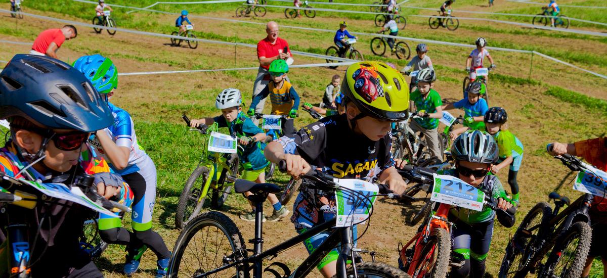 Reportáž: Detská Tour Petra Sagana opäť v Pieninách