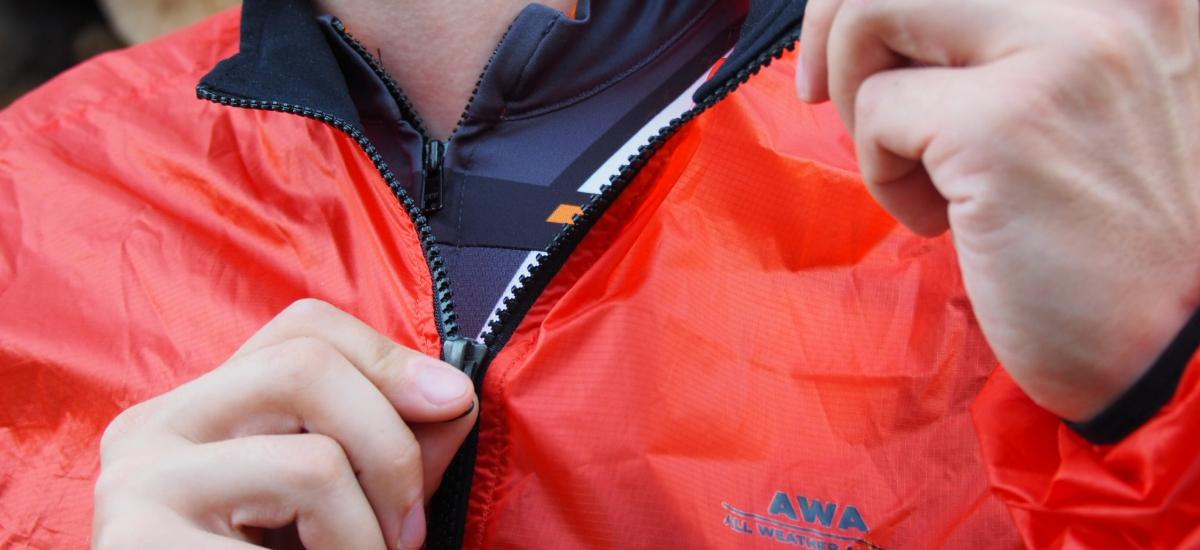 Test: Dainese AWA WIND JACKET - ľahučká vetrovka do jesenného nečasu